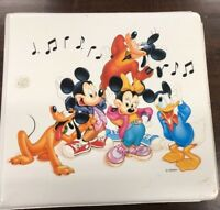 Walt Disney Take A Tape Along 10 Books And 3 Cassettes Tapes