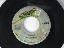 Indian Summer Audience / It Brings a Tear 45 Elektra 1971