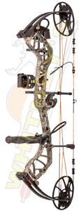 Fred Bear Archery Legit Bow RTH RH 10-70# TrueTimber Strata - AV13A210A7R
