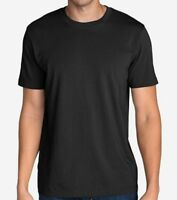 Eddie Bauer Men's Legend Wash Crew Neck T-Shirt Classic Fit Black, White NEW