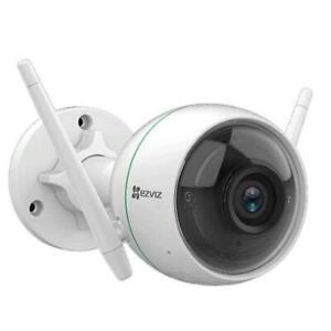 EZVIZ EXTERNAL INTERNET CAMERA C3WN CS-CV310-A0-1C2WFR HD 1080p WHITE