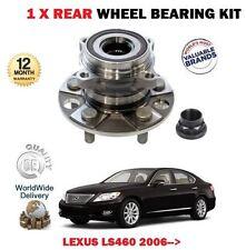 FOR LEXUS LS460 1UR-FSE 4.6 2006-> 1 X REAR WHEEL BEARING HUB KIT 4241050041