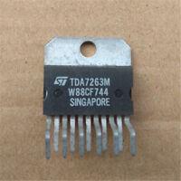 1pcs  TDA7263M Original New ST Integrated Circuit TDA-7263M