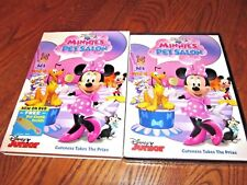 Mickey Mouse Clubhouse: Minnie's Pet Salon; Disney (DVD,2015) New; I Ship Faster