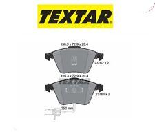 2376201 Kit pastiglie freno a disco ant.Audi (MARCA-TEXTAR)