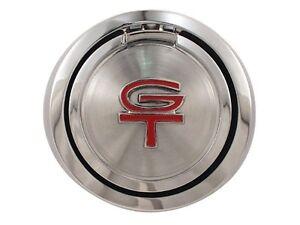 1968 FORD MUSTANG GT Fuel GAS Cap Deluxe GT POP Open Flip