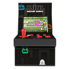 "Mini Arcade Classic Game System Portable Handheld 220 Built-in Games 2.8"" Screen"