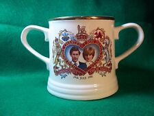 Prince Charles & Princess Diana Marriage Commemorative Loving Cup