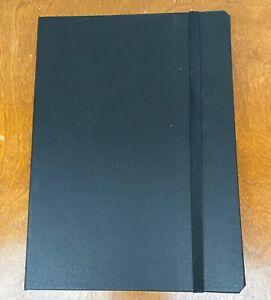 """NEW DodoCase iPad Air 9.7"""" BookBound Case - Black"""