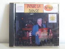 CD ALBUM Pour la danse N°57 LOUIS CAMBLOR CD 1 2001