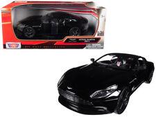 Aston Martin DB11 Black 1:24 Diecast Model - Motormax 79345BK *