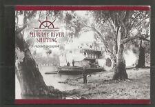Australia 2003 Murray River prestige bklt-Attractive Topical (Sg Sp10) Mnh
