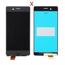 Para Sony Xperia X F5121 Pantalla LCD Digitalizador de pantalla táctil de repuesto NEGRO