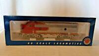 HO Scale Bachmann EMD F-7A Diesel Locomotive Santa Fe War Bonnet Colors BNOS