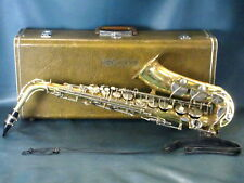 YAMAHA YAS-21 VINTAGE ALTO SAXOPHONE PLAYABLE CONDITION with Case and Mouthpiece