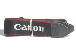 "Canon EOS Digital 1 1/2"" Camera Neck Strap For Rebel 1D 1Ds 1DX 5D 6D 7D & More"