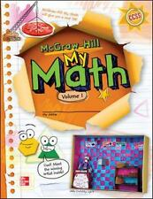 Elementary Math Connects: McGraw-Hill My Math, Grade 3, Student Edition, Volume