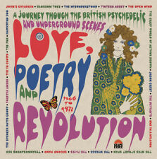 Various Artists : Love, Poetry and Revolution: A Journey Through the British