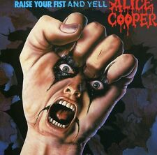 Raise Your Fist & Yell - Alice Cooper (2002, CD NIEUW)