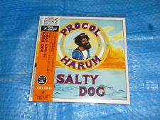 PROCOL HARUM A Salty Dog +6 Mini LP CD JAPAN VICP-61311 (2001) / Robin Trower