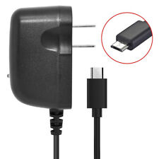 Black Color Brand New Premium Cell Phone Home Wall Travel AC Charger Adapter