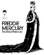 FREDDIE MERCURY THE GREAT PRETENDER DVD NEW R0