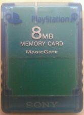 Free MCBoot FMCB v1.953 Sony Playstation 2 Blue 8Mb Memory Card*HDLOADER*OPL*ESR