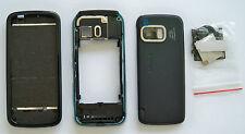 Black Case fascia housing Cover facia Faceplate for nokia 5800