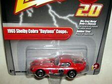 Jl 1/64 R12 2.0 1965 Shelby Cobra Daytona Coupe-red
