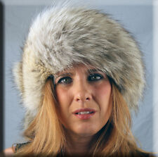 New Coyote Fur Headband - Efurs4less