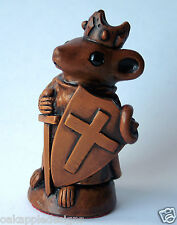 Church Mouse Ornament King Richard I Unique English Collectable Table Mice Gift