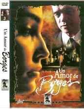 Un Amor De Borges NEW DVD * 2001 Film starring Jean Pierre Noher &  Ines Sastre