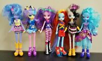 My Little Pony Equestria Girls Set Rainbow Rocks Friendship is Magic MLP Lot 50
