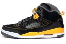 Nike AirJordan spizike black/yellow Size 8 new no box authentic Mens