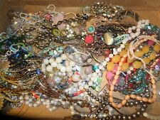 17 Pound 8 Ounce Box Assorted Jewelry