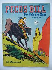 PECOS BILL N. 39, Mondial-Verlag, stato 2-3