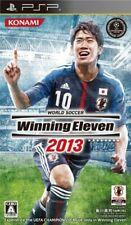 PSP / Playstation Portable - Winning Eleven 2013 JAPAN seulement UMD utilisé