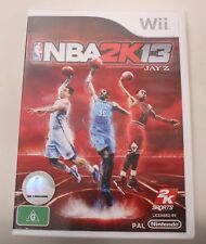 Nintendo Wii NBA 2K13 PAL