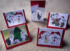 OES ARTIST JUDY KELLER CHRISTMAS CARD COLLECTION #1
