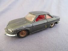 555F Vintage Dinky 524 Panhard 24 Anthracite 1:43 Meccano