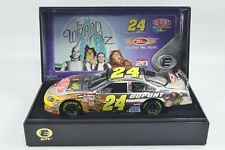 Jeff Gordon #24 DuPont / The Wizard of Oz / 2004 Elite Platinum  1/24 Scale Car