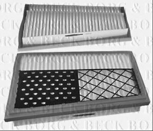 BORG & BECK AIR FILTER FOR MERCEDES-BENZ S-CLASS DIESEL 3.0 SALOON 173KW