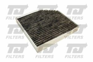 TJ Filters Replacement Interior Air Activated Carbon Cabin Filter - QFC0346