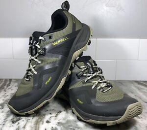 Merrell MQM Flex 2 Trail Sneakers Mens Size 8.5 Lichen (Green) Flex Connect