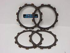 Pro Series Clutch Friction Plate Disk Set Of 4 Honda CB450 CB500 CB750 CL450