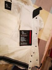 Moncler down jacket White Brand New