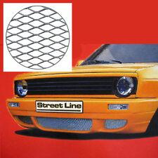Street Line ALU Gitter Racegitter Renngitter Wabengitter 120x30 silber Mesh fein