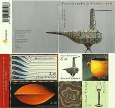 Timbres carnets avec 3 timbres