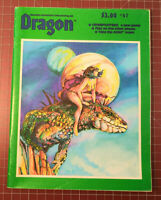 Dragon Magazine #47  Dungeons & Dragons D&D