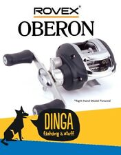 Rovex Oberon Right Handed Baitcast Fishing Reel